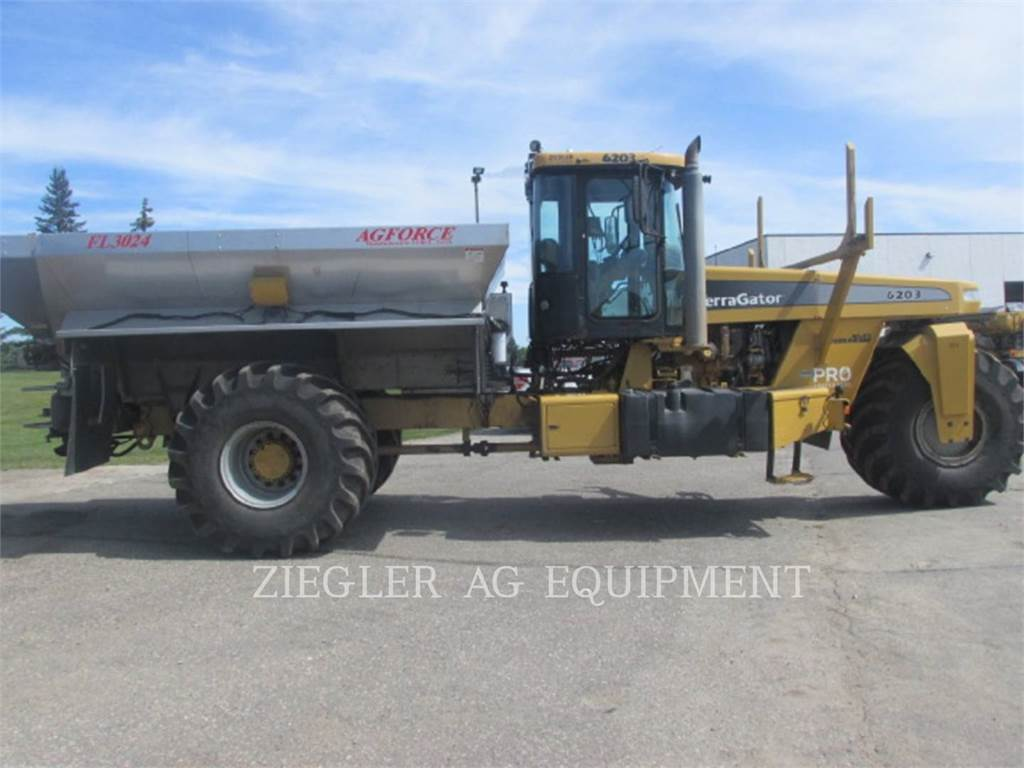 Ag-Chem 6203, Mineral spreaders, Agriculture
