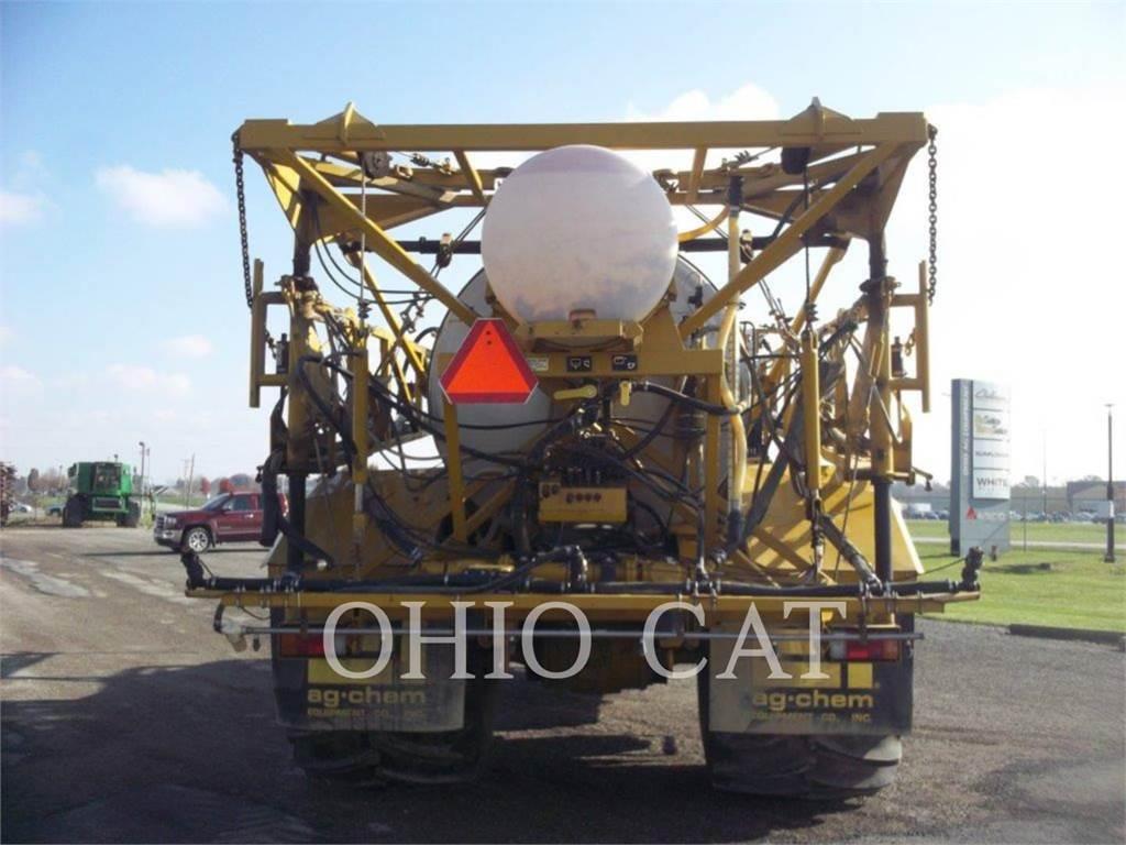 Ag-Chem 8103, pulverizator, Agricultură