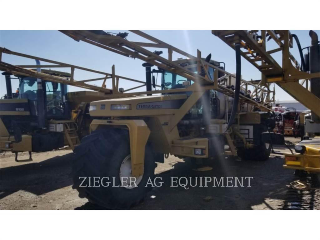 Ag-Chem 8103, Разбрасыватели минеральных удобрений, Сельское хозяйство