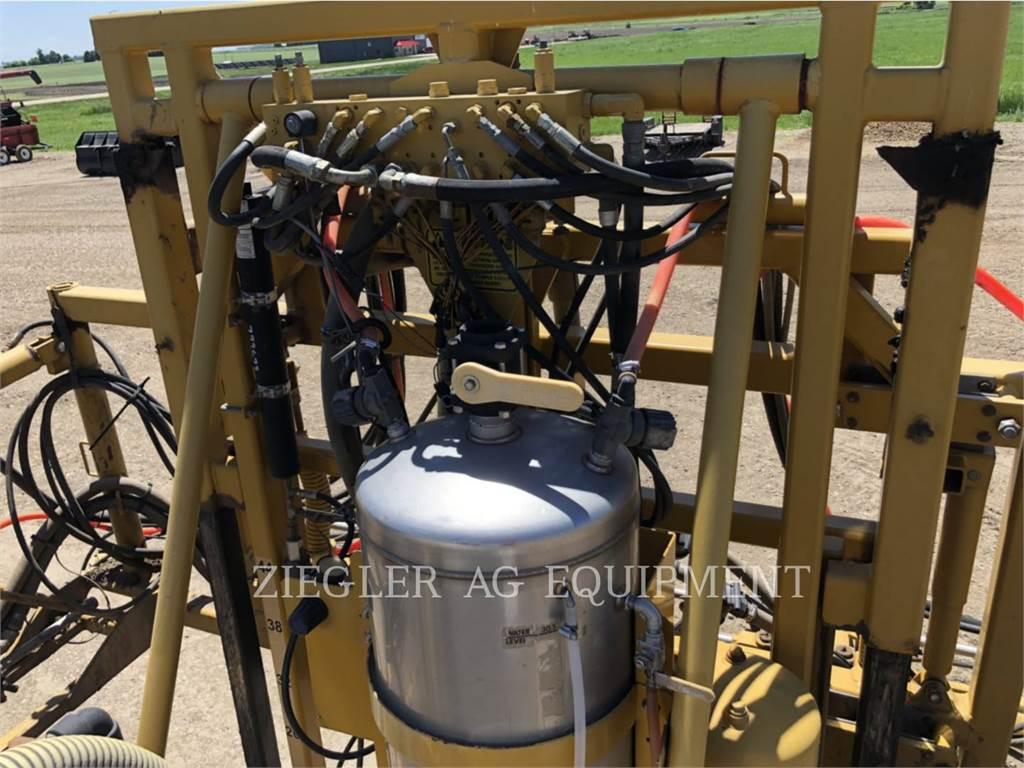 Ag-Chem 854, pulverizador, Agricultura
