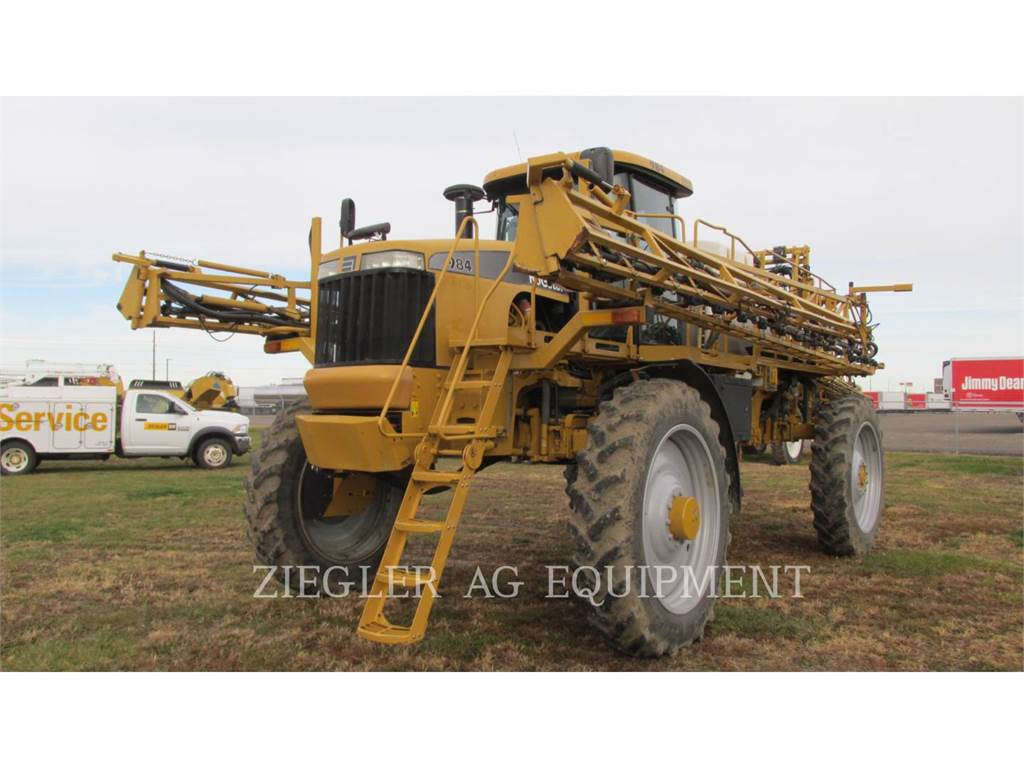 Ag-Chem 984, sprayer, Agriculture