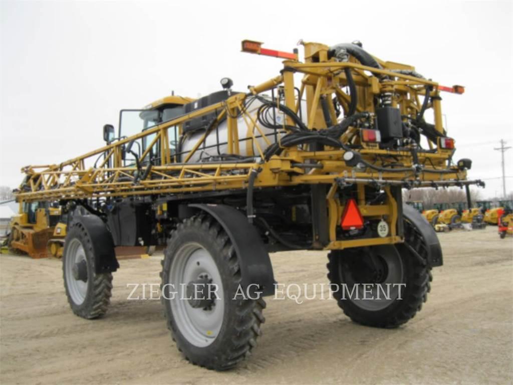 Ag-Chem RG1100B、牵引式喷雾机、农业机械