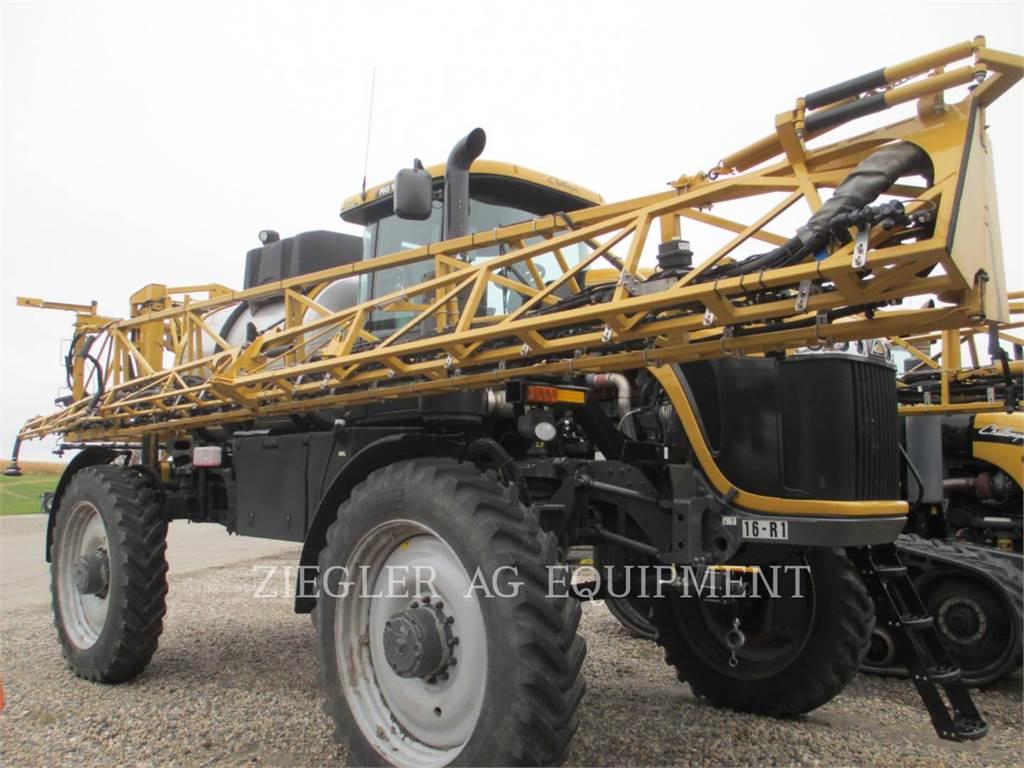 Ag-Chem RG1300, pulverizador, Agricultura