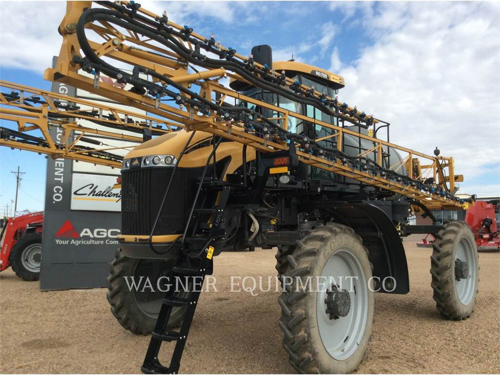 Ag-Chem RG700, sprayer, Agriculture