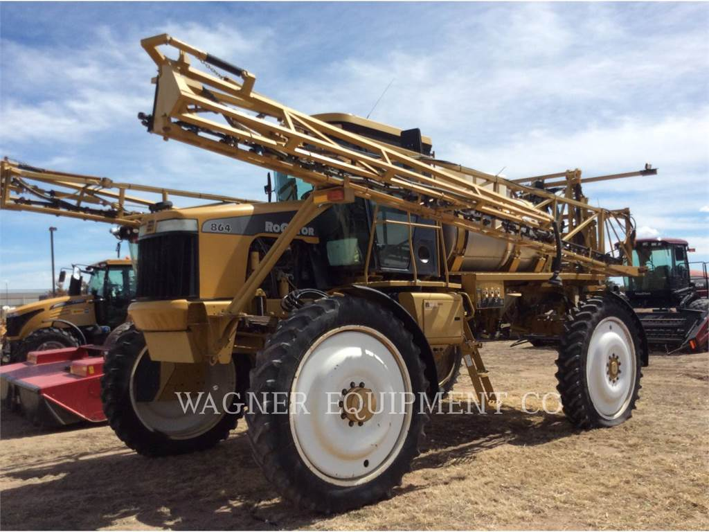 Ag-Chem RG864, sprayer, Agriculture