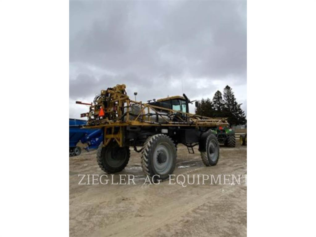 Ag-Chem RG900, Pulverizadores Automotrizes, Agricultura