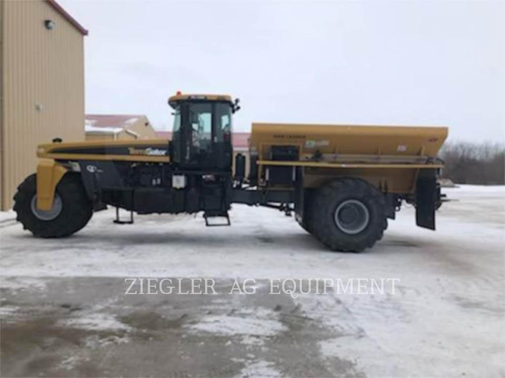 Ag-Chem TG7300, Abonadoras, Agricultura