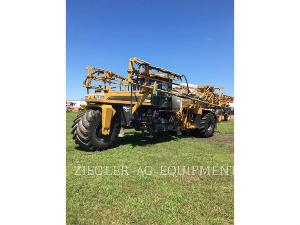 Ag-Chem TG7300, Mineral spreaders, Agriculture