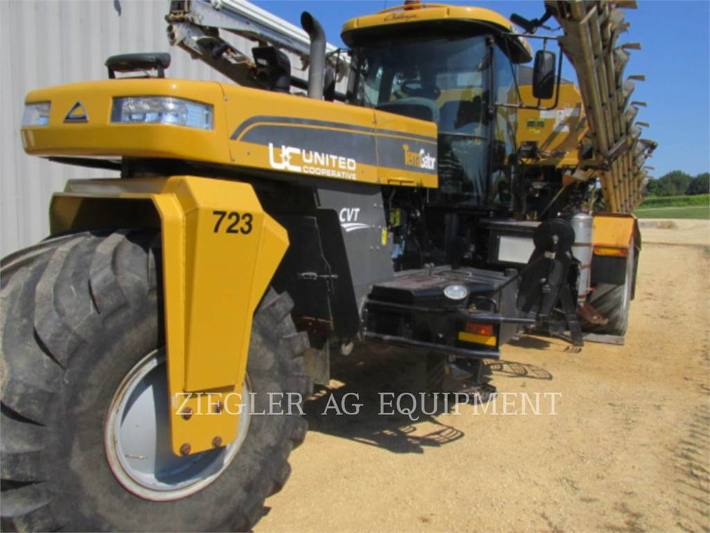 Ag-Chem TG8300B, Mineral spreaders, Agriculture