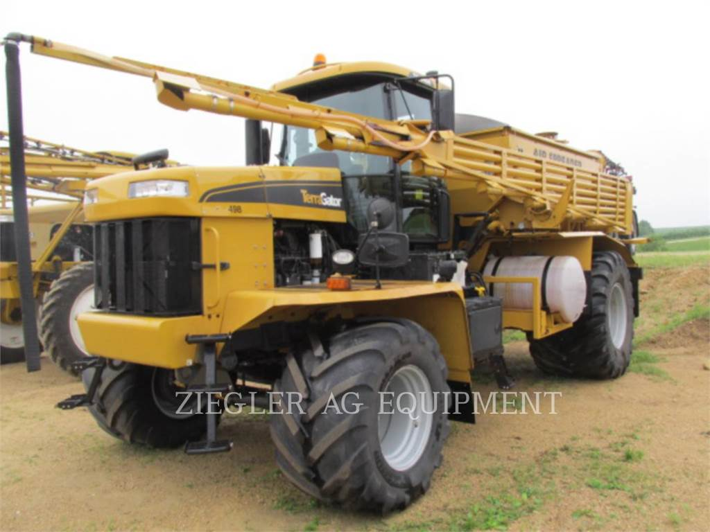 Ag-Chem TG8400, Mineral spreaders, Agriculture
