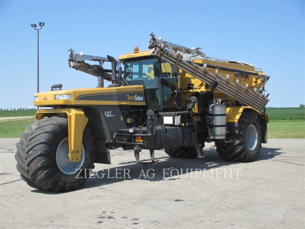 Ag-Chem TG9300B, Mineral spreaders, Agriculture