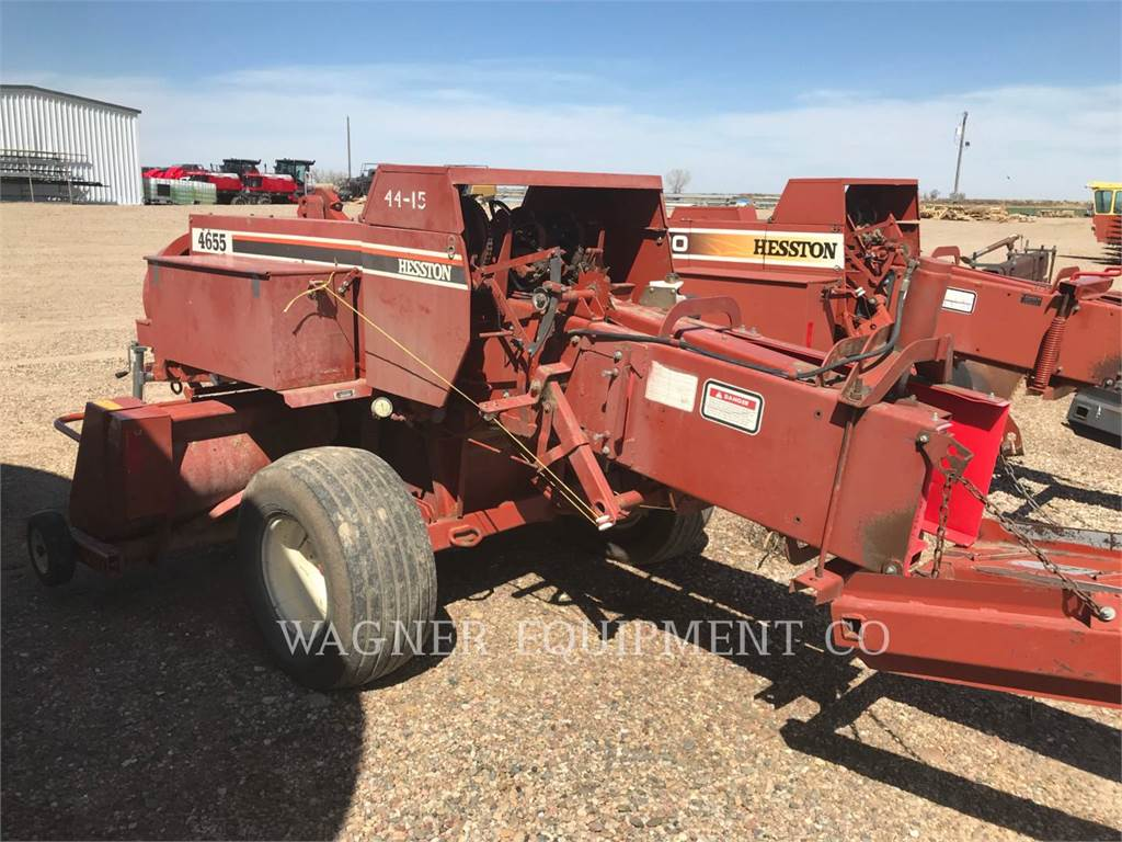Agco 4655, hay equipment, Agriculture