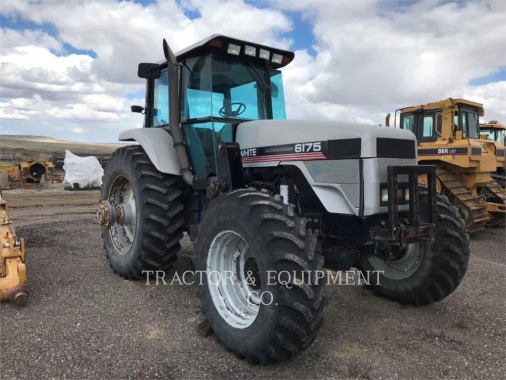 Agco 6175, tratores agrícolas, Agricultura