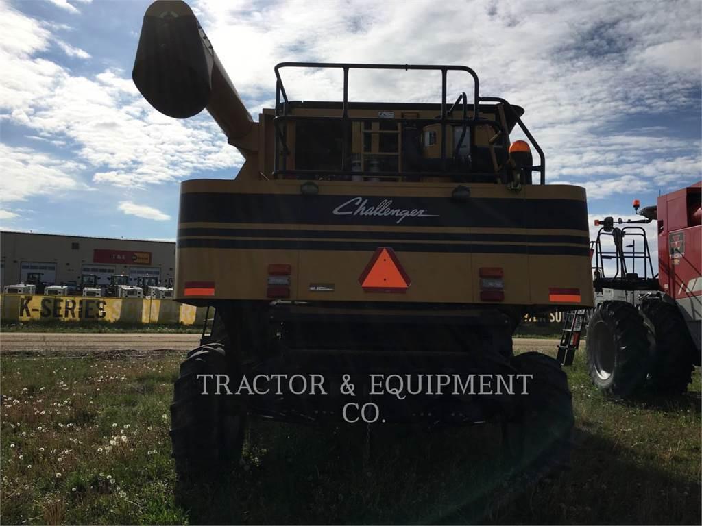 Agco 670、コンバイン、農業