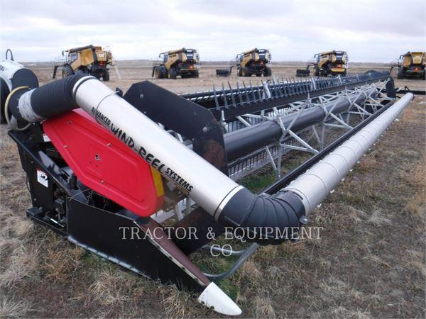 Agco 8000 30 FLEX HEADER、コンバイン・ハーベスター・ヘッド、農業