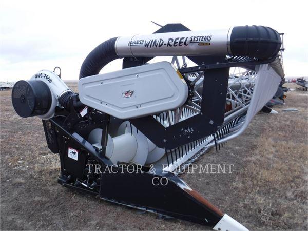Agco 8000 FLEX HEADER, Cabezales de cosechadoras combinadas, Agricultura