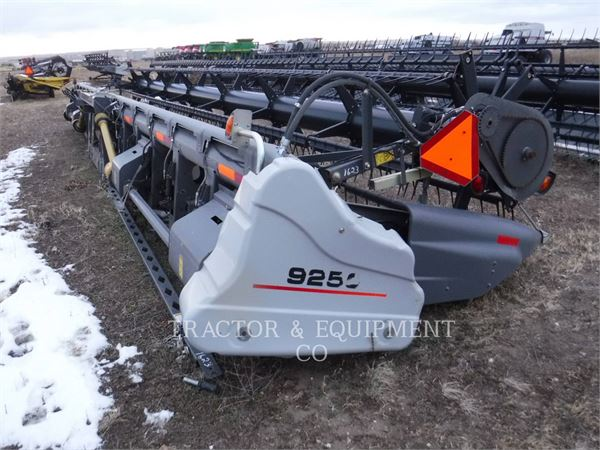 Agco 9250, Harvester Headers, Agriculture