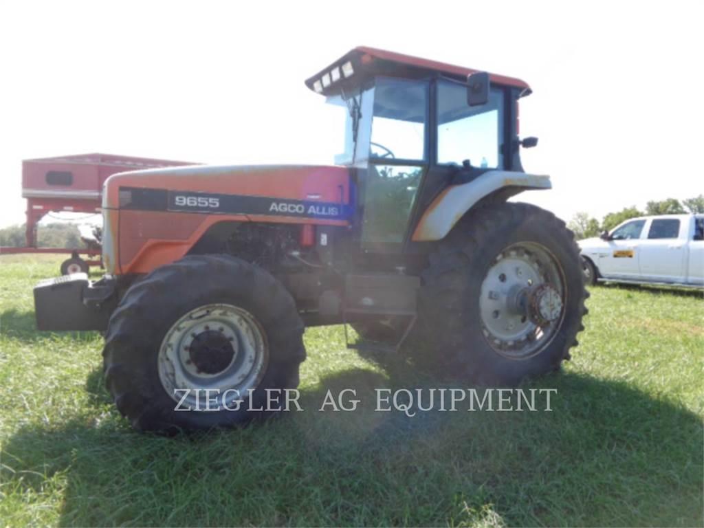 Agco 9655, trattori agricoli, Agricoltura