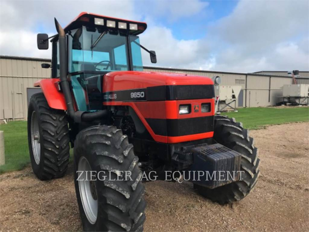 Agco Allis 9650, tractors, Agriculture