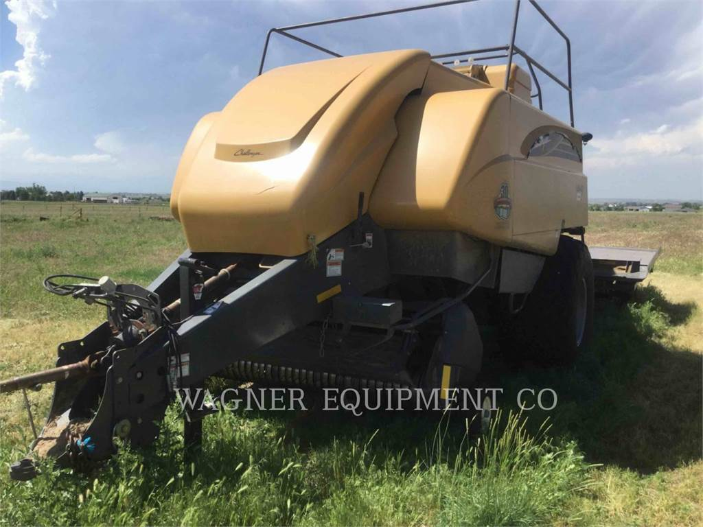 Agco LB44B, wyposażenie rolnicze do siana, Maszyny rolnicze