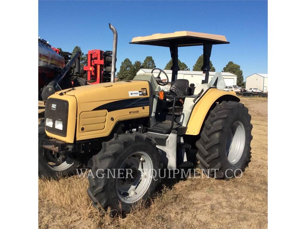 Agco MT425B-4P, tratores agrícolas, Agricultura