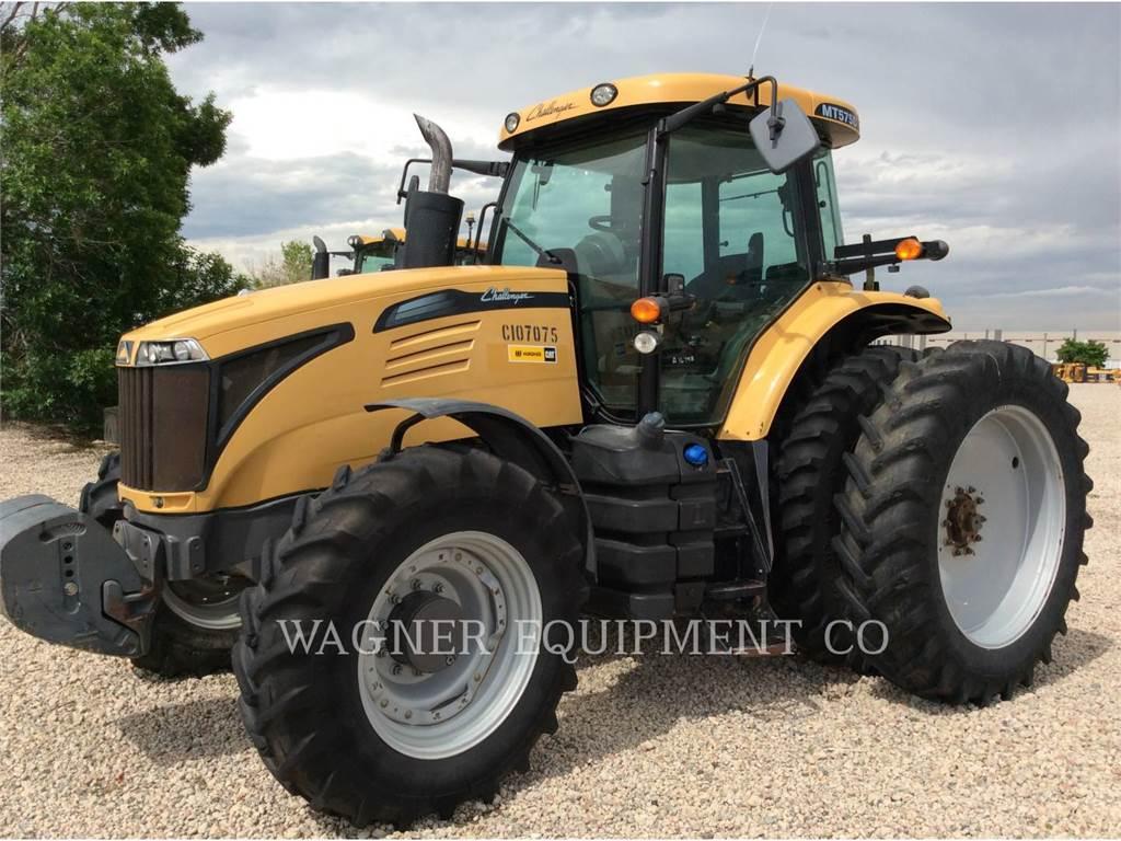 Agco MT575D, tractoare agricole, Agricultură