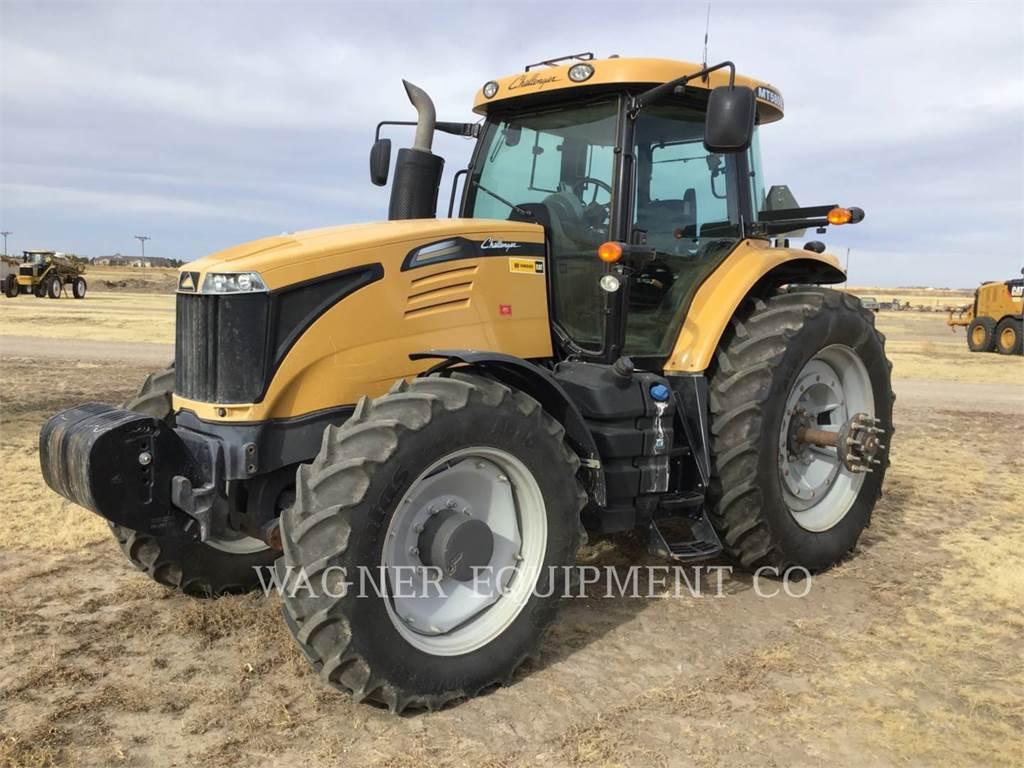 Agco MT585D, tractores agrícolas, Agricultura