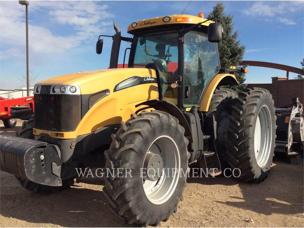 Agco MT665C-4C、農業用トラクタ、農業