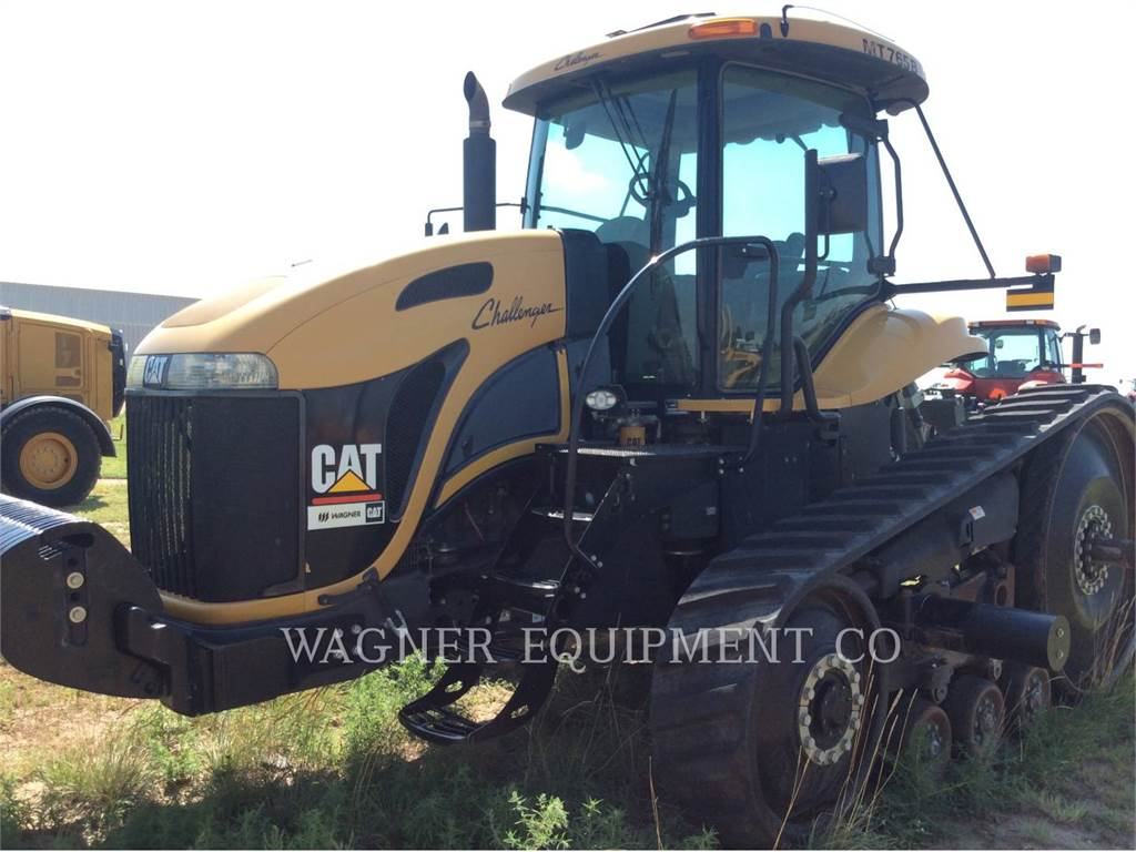 Agco MT765B-UW, landwirtschaftstraktoren, Landmaschinen