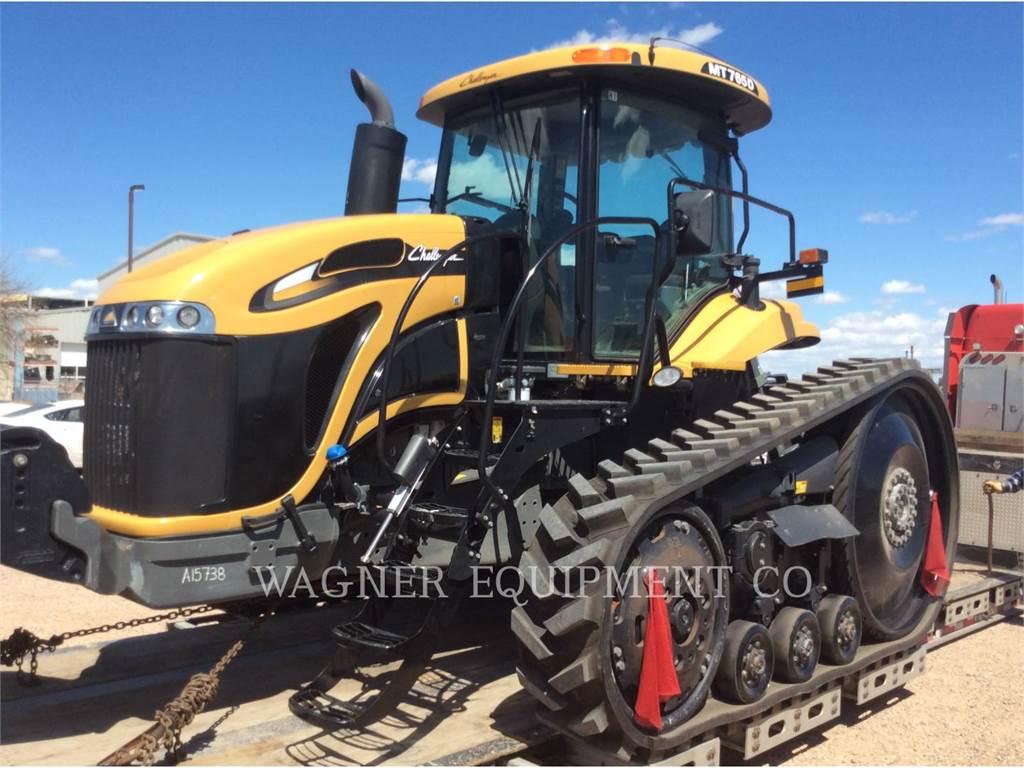 Agco MT765D, tracteurs agricoles, Agricole