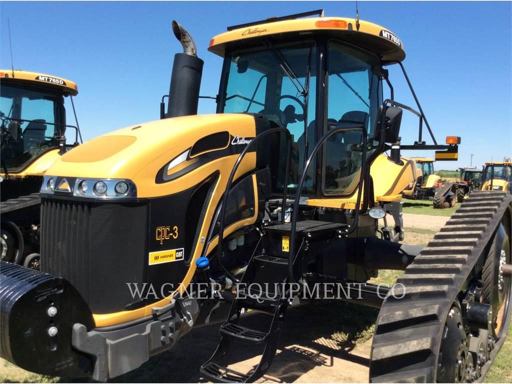 Agco MT765D-UW、農業用トラクタ、農業