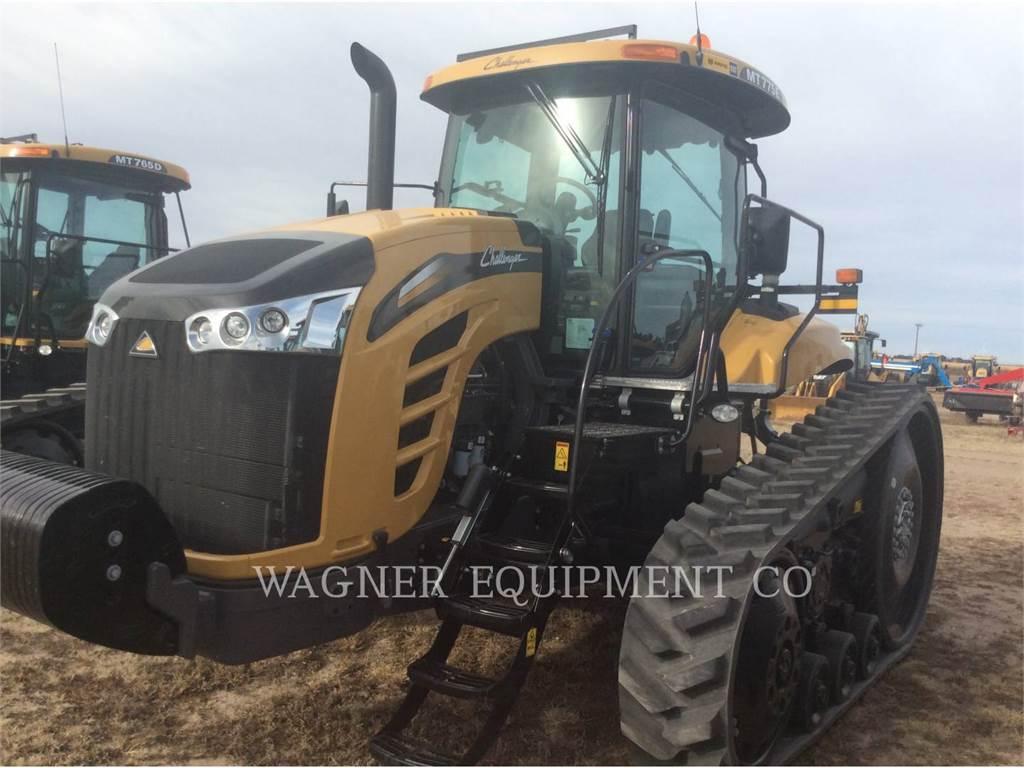 Agco MT775E, agrarische tractoren, Landbouwmachines