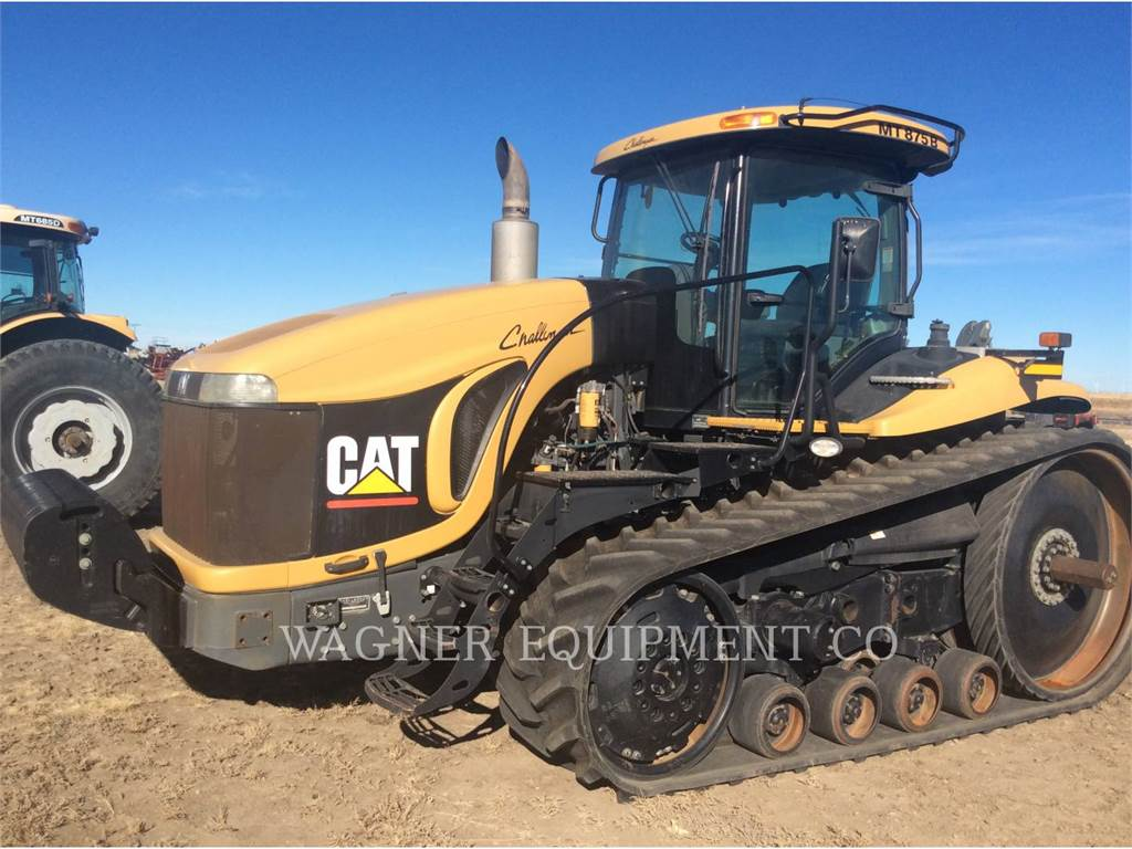 Agco MT875B, tractors, Agriculture