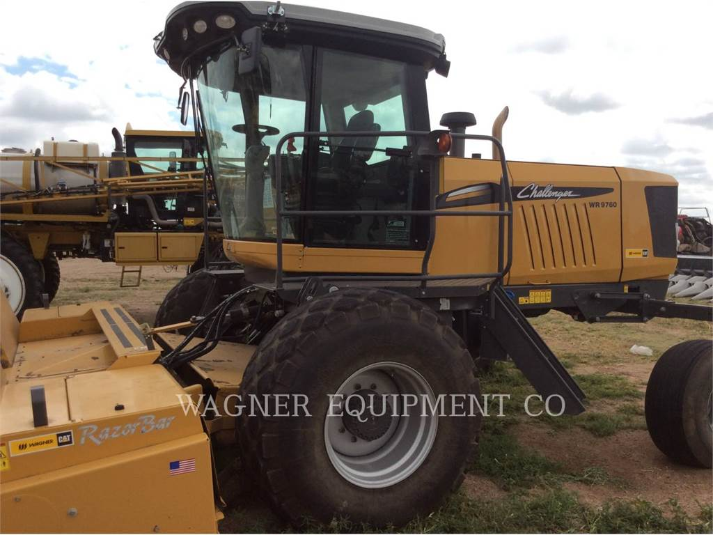 Agco WR9760, hay equipment, Agriculture