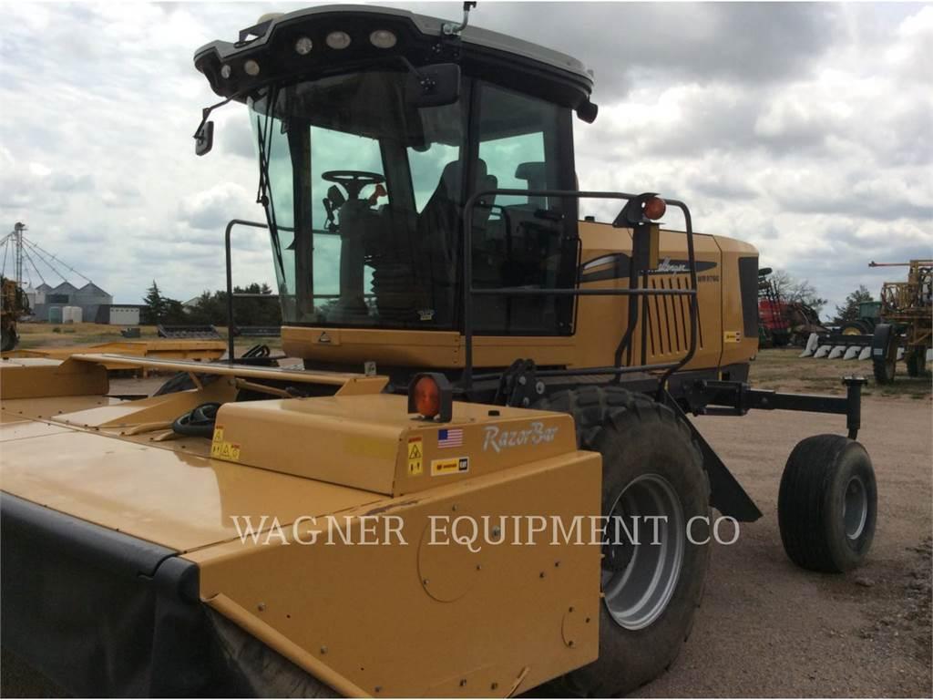 Agco WR9760, lw - heugeräte, Landmaschinen