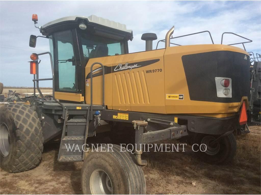 Agco WR9770, equipos agrícolas para forrajes, Agricultura