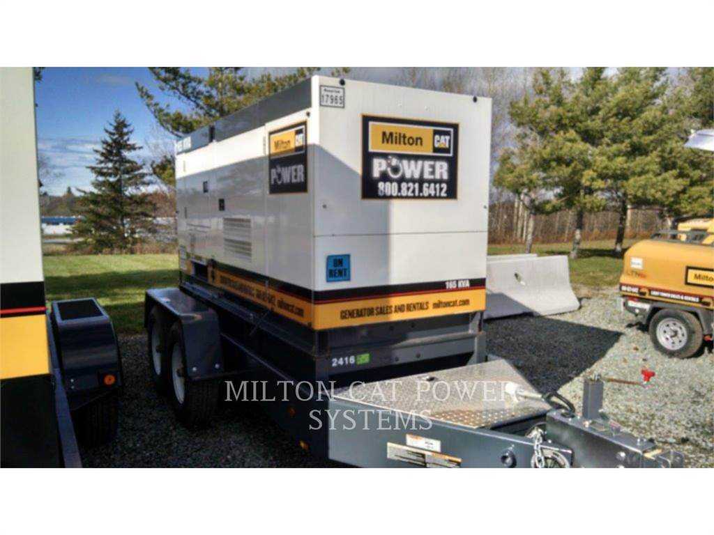 Airman PP150, Stationary Generator Sets, Construction
