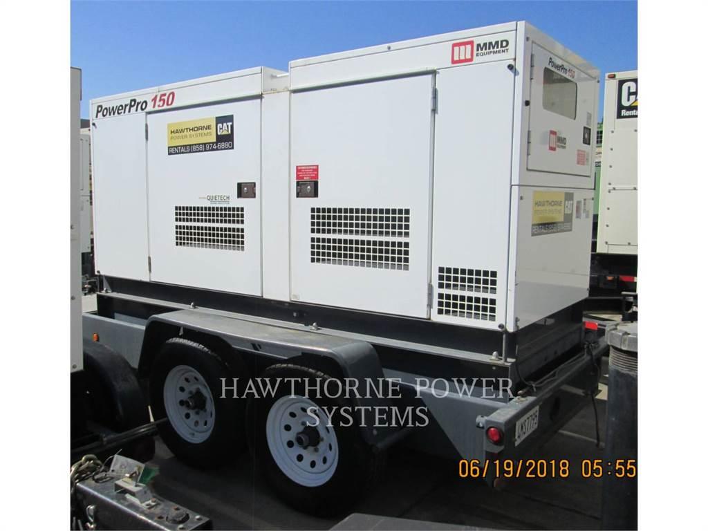 Airman SDG150S, Stationary Generator Sets, Construction