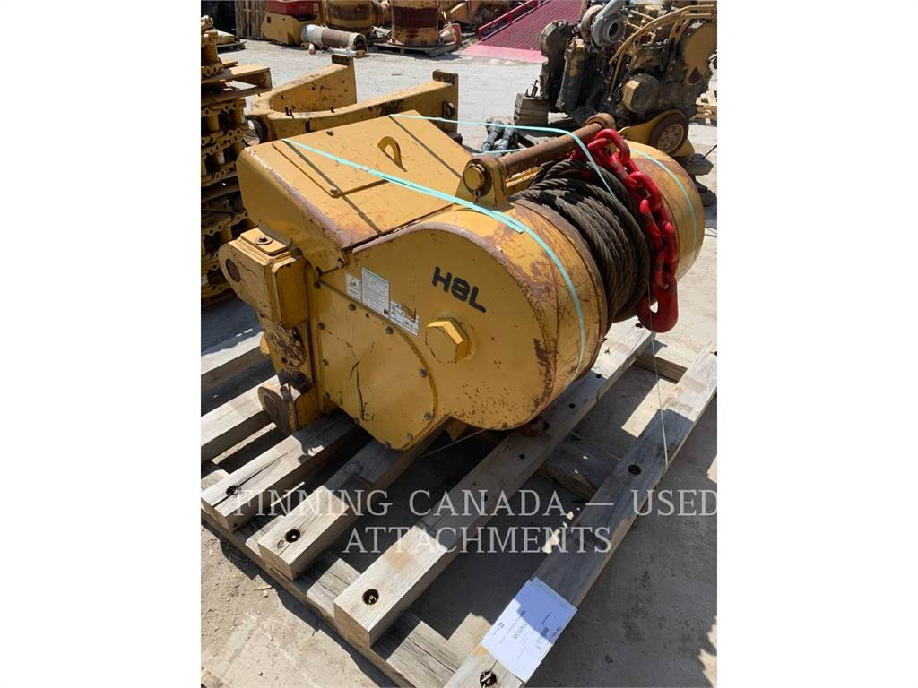 Allied WINCH D7E, Winches, Forestry Equipment