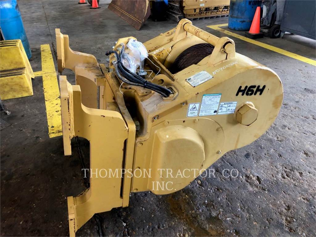 Allied WINCH H6H, Treuil, Forestier