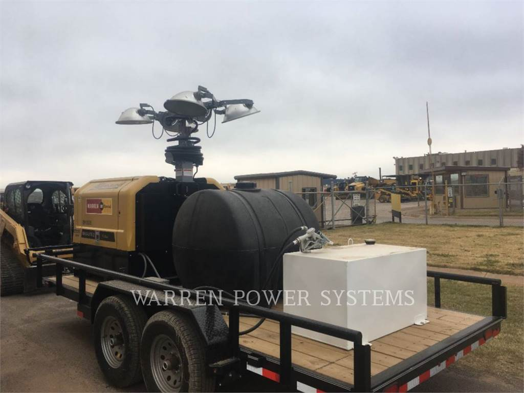 Allmand 20KW - RV PACKAGE, light tower, Construction