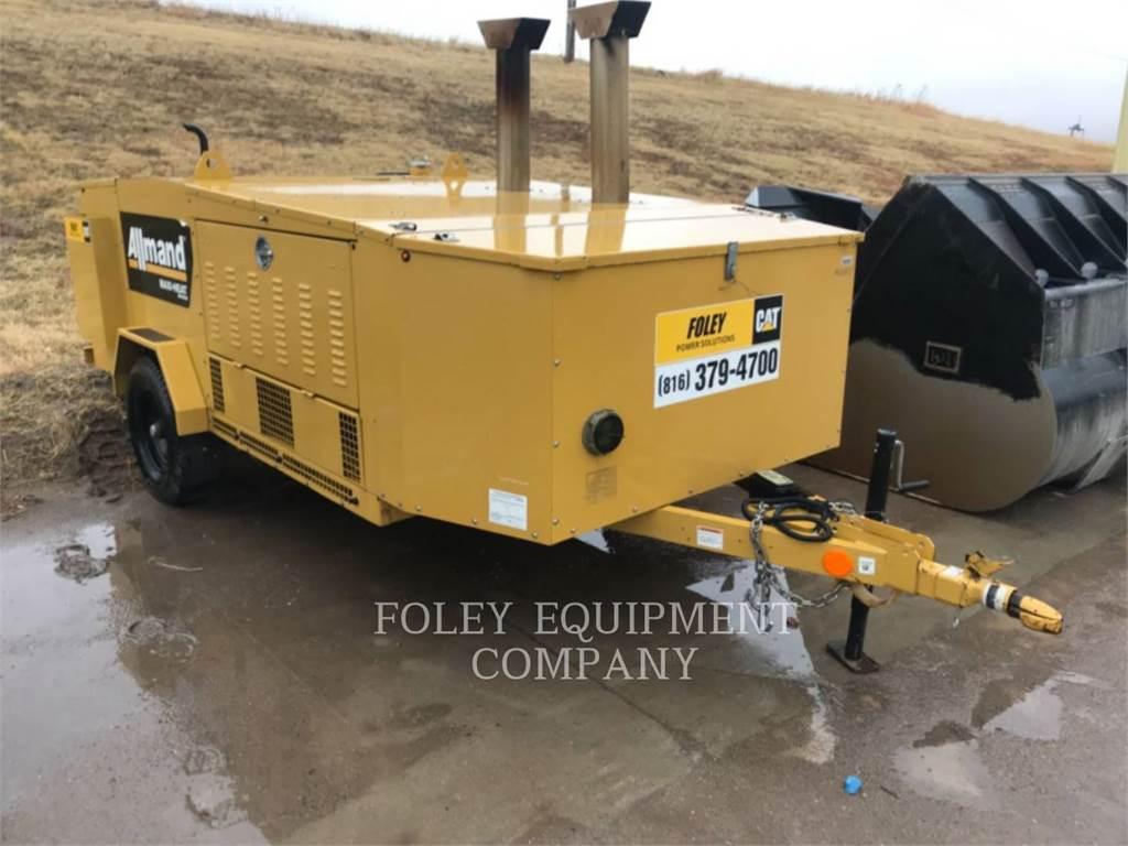 Allmand HEATD1MIQ, Used Ground Thawing Equipment, Construction