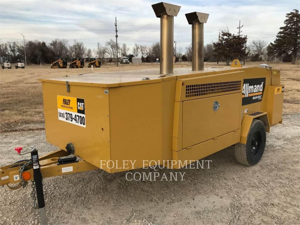 Allmand HEATD1MIQ, Оборудование для прогрева грунта и бетона, Строительное