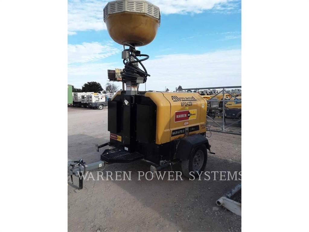 Allmand LTA20WVGLB, leichter turm, Bau-Und Bergbauausrüstung