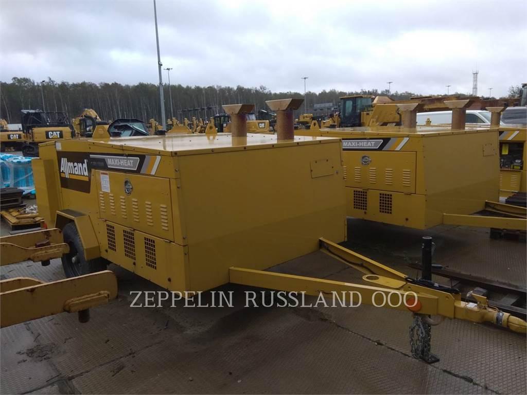 Allmand MH1000, Secadores de aire comprimido, Construcción