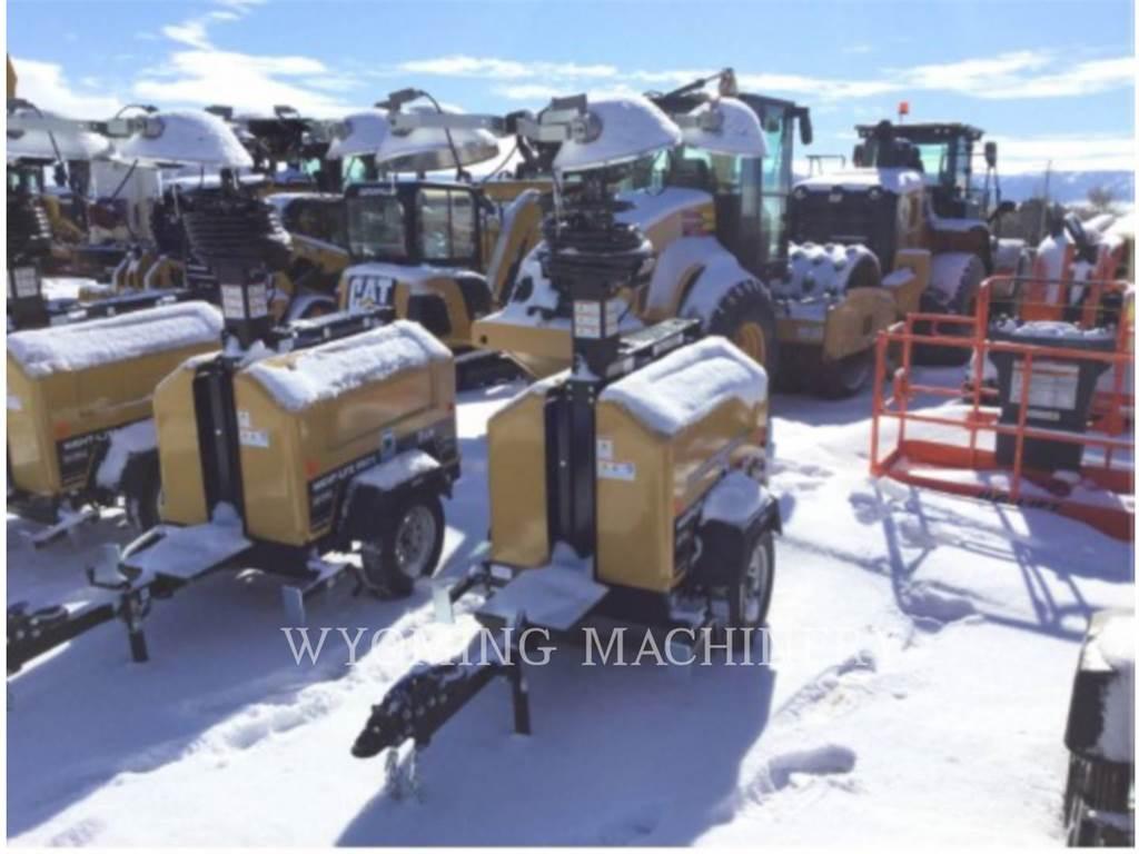 Allmand NLPRO2V, leichter turm, Bau-Und Bergbauausrüstung