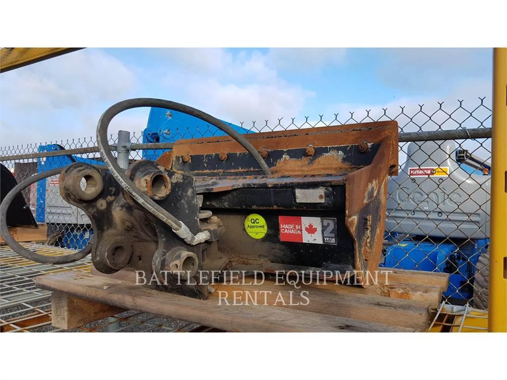 AMI AttachmentsT 36.IN.TILT.DITCH.BUCKET, schaufel, Bau-Und Bergbauausrüstung