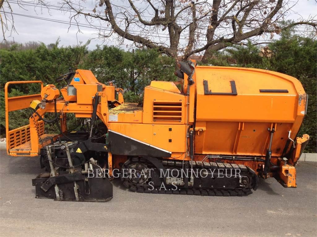 Ammann AFT270E, Strassenfertiger, Bau-Und Bergbauausrüstung