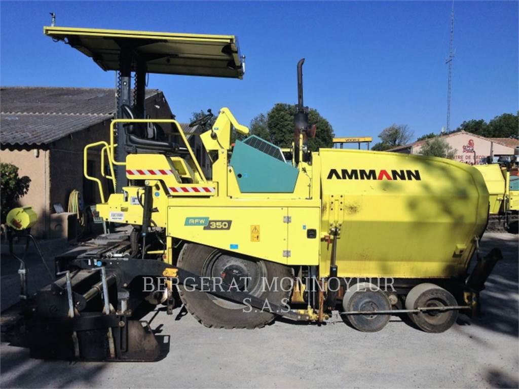 Ammann AFW350, Асфальтоукладчики, Строительное