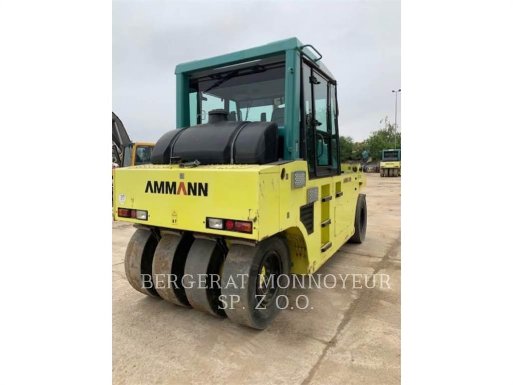 Ammann AP240, gummiradwalzen, Bau-Und Bergbauausrüstung
